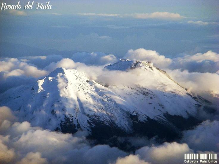 Nevado del Huila, Colombia © Colombia Pais Unico