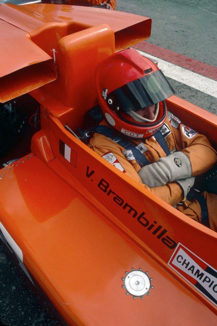 Vittorio Brambilla (Spain 1976) by F1-history.deviantart.com on @deviantART