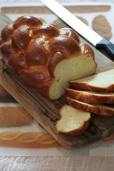 Profumo di Lievito: pan brioche
