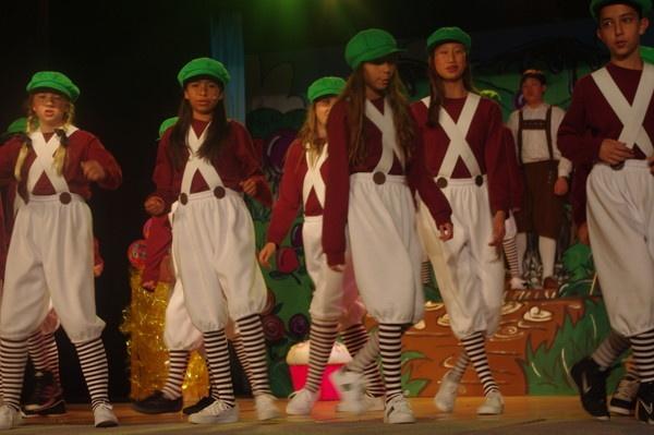 Oompas: Wonka Jr, Willis Wonka