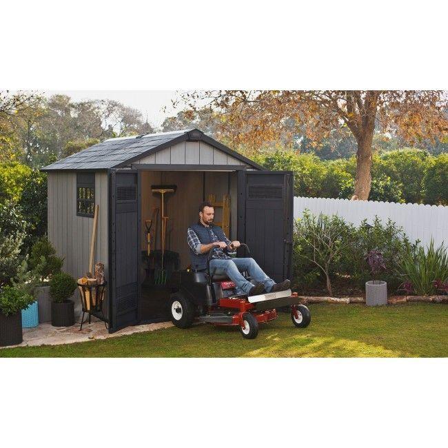 1000 images about plastic sheds on pinterest backyard for Affordable garden sheds
