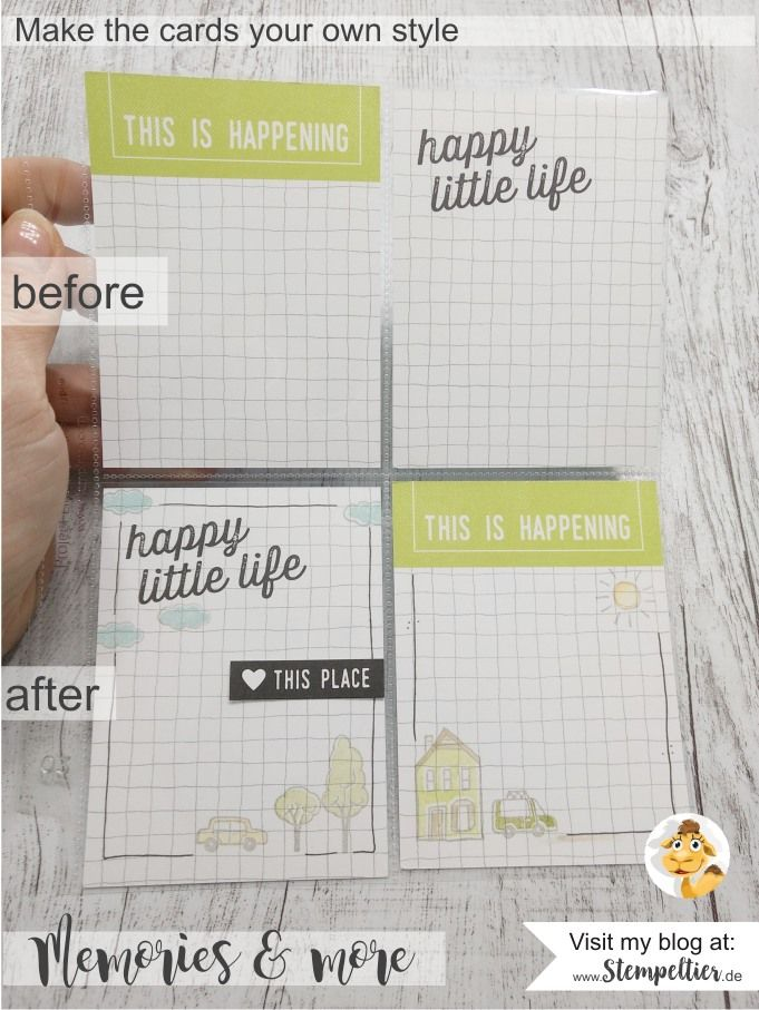 Stampin up in the city city country greeting en ville planner journaling hostess set stmpeltier project life memories and more