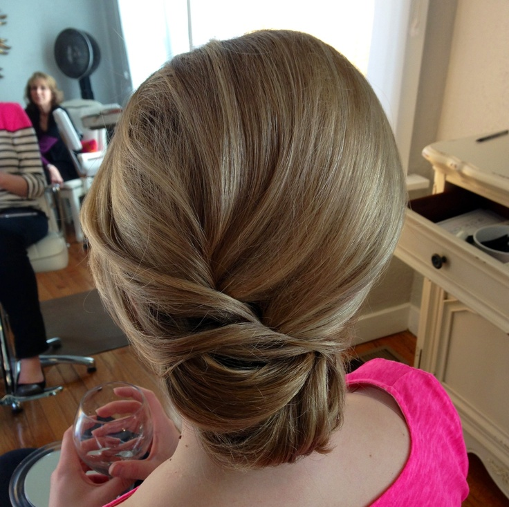 114 Best Images About Side Buns On Pinterest