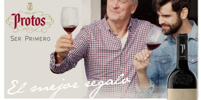 Sorteo de 10 botellas vino Protos Crianza 2013 #sorteo #concurso https://sorteosconcursos.es/2017/03/sorteo-10-botellas-vino-protos-crianza-2013/
