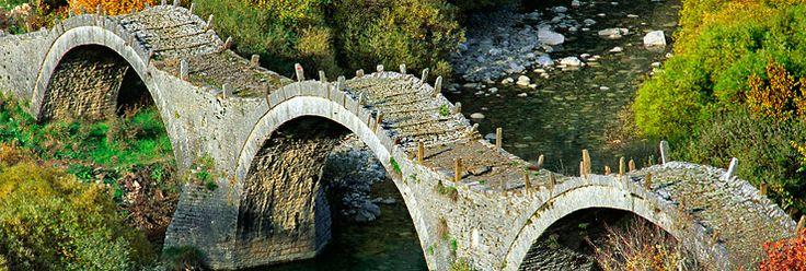 bridges in greece | Aristi Mountain Resort Hotel and Spa, Zagorochoria – Epirus, Greece