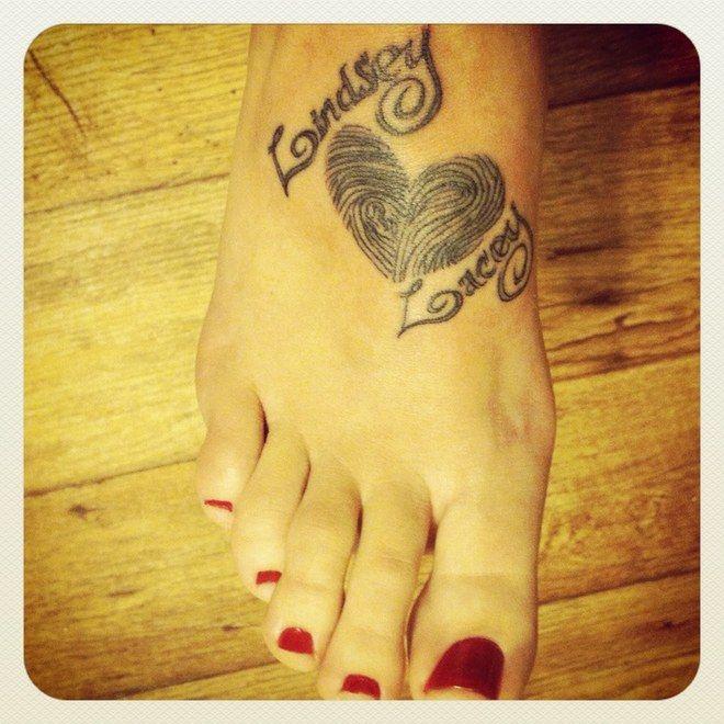 Les 25 meilleures id es de la cat gorie tatouage prenom - Se faire tatouer au salon du tatouage ...