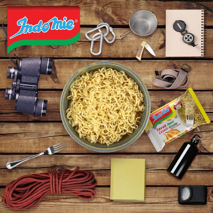 Hafta sonu yaklaştı planlar hazır mı? #indomie #noodle