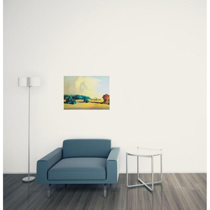 DALÌ - Momento de transition 74x55 cm #artprints #interior #design #art #print #iloveart #followart #artist #fineart #artwit  Scopri Descrizione e Prezzo http://www.artopweb.com/autori/salvador-dali/EC22116