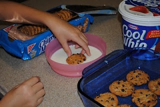 Cookie Mush!!! Best thing I learned how to make at Camp willow run when I was in middle school!!!!!