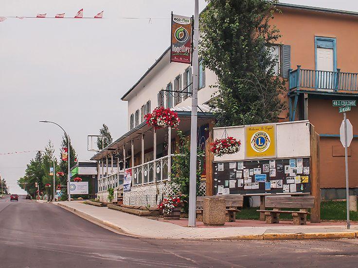Hotel Legal in Legal, Alberta.