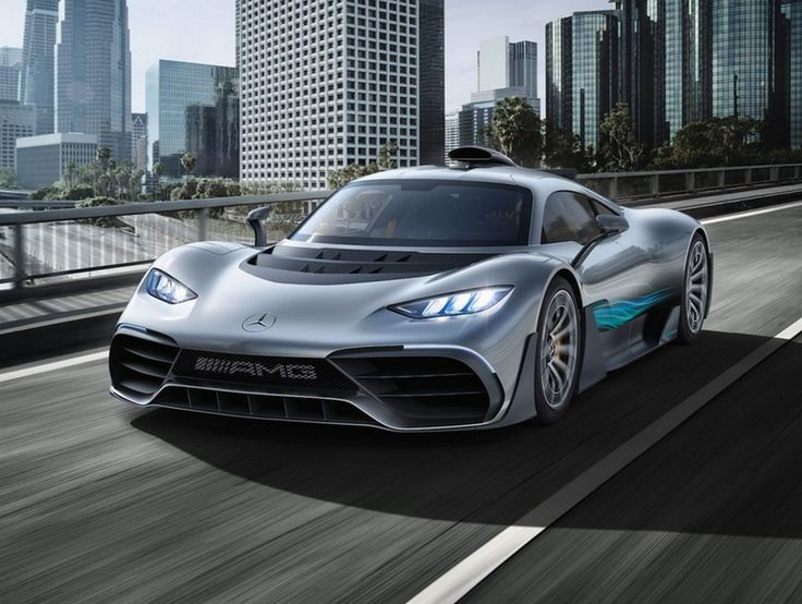 Mercedes-Benz AMG Project ONE Concept