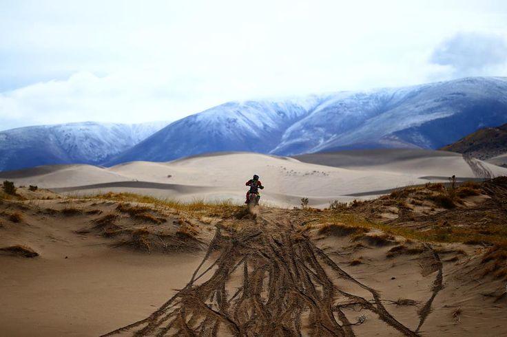 desierto moto loco