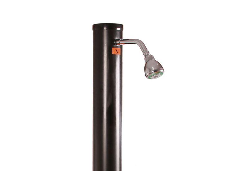 Douche solaire piscine PVC noire - 20L 58339