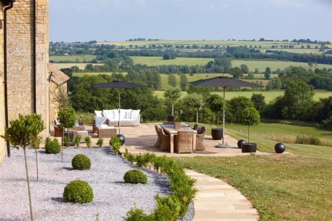 Terrace View.  5 bedroom country house for sale Salford  Guide Price £1,750,000