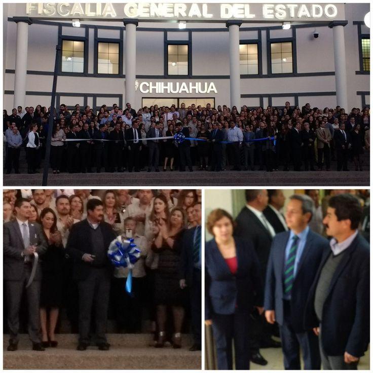 Inauguran las nuevas instalaciones de la Fiscalía General del Estado en antiguos Juzgados Civiles y Familiares; Ahorrará 1 mdp mensuales | El Puntero