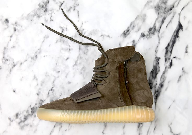 "ADIDAS YEEZY BOOST 750 ""CHOCOLATE"" 