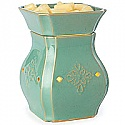 Vintage Turquoise Electric Tart Warmers