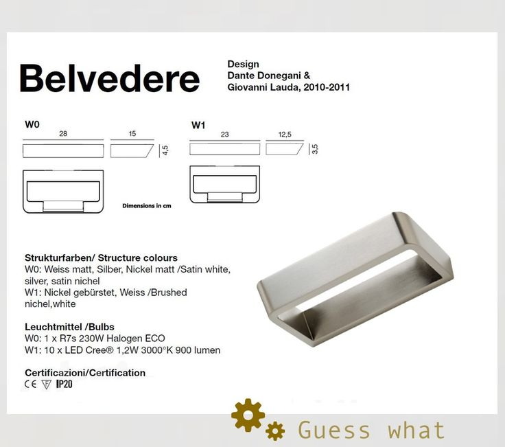 BELVEDERE WO by Rotaliana: discover what...http://bit.ly/1uidBoB We're sure you'll never come back. #design #light #home #style #modern #office