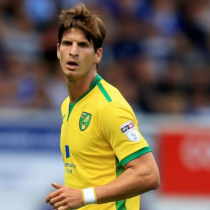 Timm Klose happy at Norwich City despite relegation to Championship