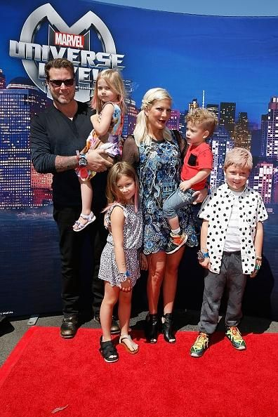 Tori Spelling And Dean McDermott Celebrate Daughter's Birthday; 'True Tori' Stars Focusing On Family After Recovering From Marital Woes - http://imkpop.com/tori-spelling-and-dean-mcdermott-celebrate-daughters-birthday-true-tori-stars-focusing-on-family-after-recovering-from-marital-woes/