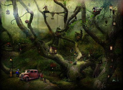 'Branchville' by Alexander Jansson