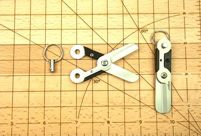SciXors - http://www.trueutility.com/pocket-tools-store/true-utility-scissors.html