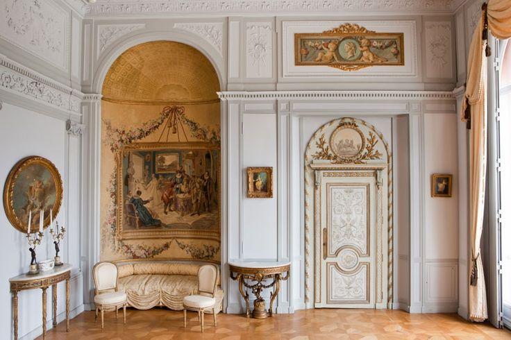 293 best images about d cors fran ais ou d 39 inspiration - Maison ephrussi de rothschild ...