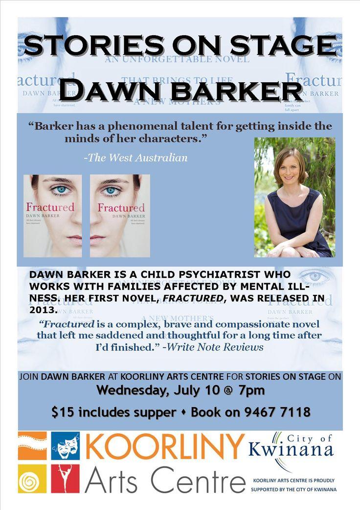 Dawn Barker, Jul 2013