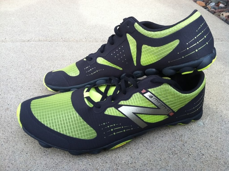 new balance minimus zero vs vibram five finger