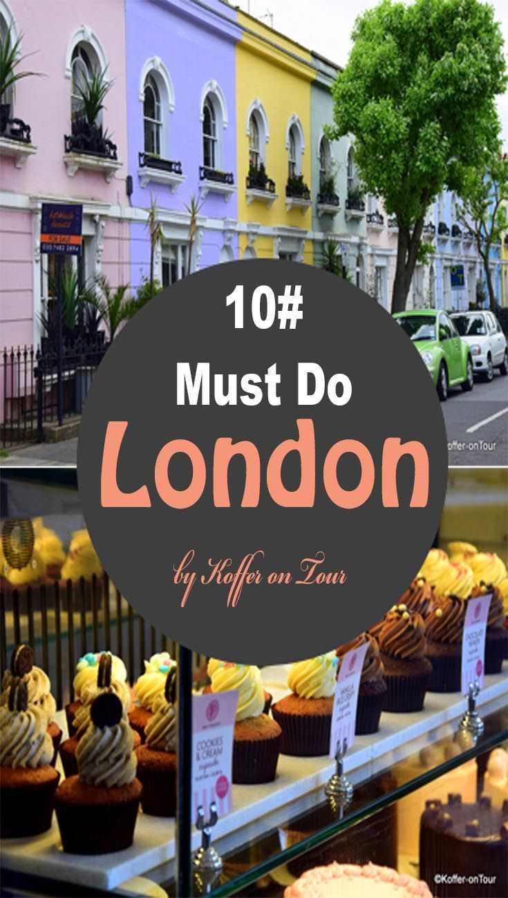Entdecke den Reiz Londons