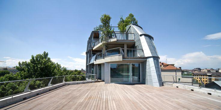 Casa Hollywood, Luciano Pia. © Beppe Giardino