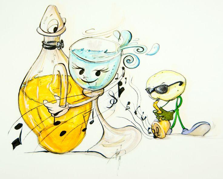 Oggi con Maga Merletta proviamo ad unire dei liquidi in cucina per vedere cosa accade. Come prima cosa prendiamo delle belle arance fresche e spremiamole con forza in uno spremilimoni! Il succo che otteniamo sarà più ricco di vitamina di quello che si compra già spremuto, e ci farà sicuramente meglio... http://www.coquinaria.it/la-scienza-in-cucina-spiegata-ai-bambini-le-emulsioni-prima-parte/
