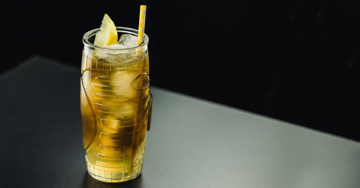 Long Island Iced Tea Ingredients  Oz Gomme Syrup