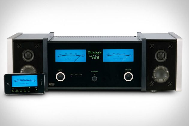 MCINTOSH MCAIRE air-streaming