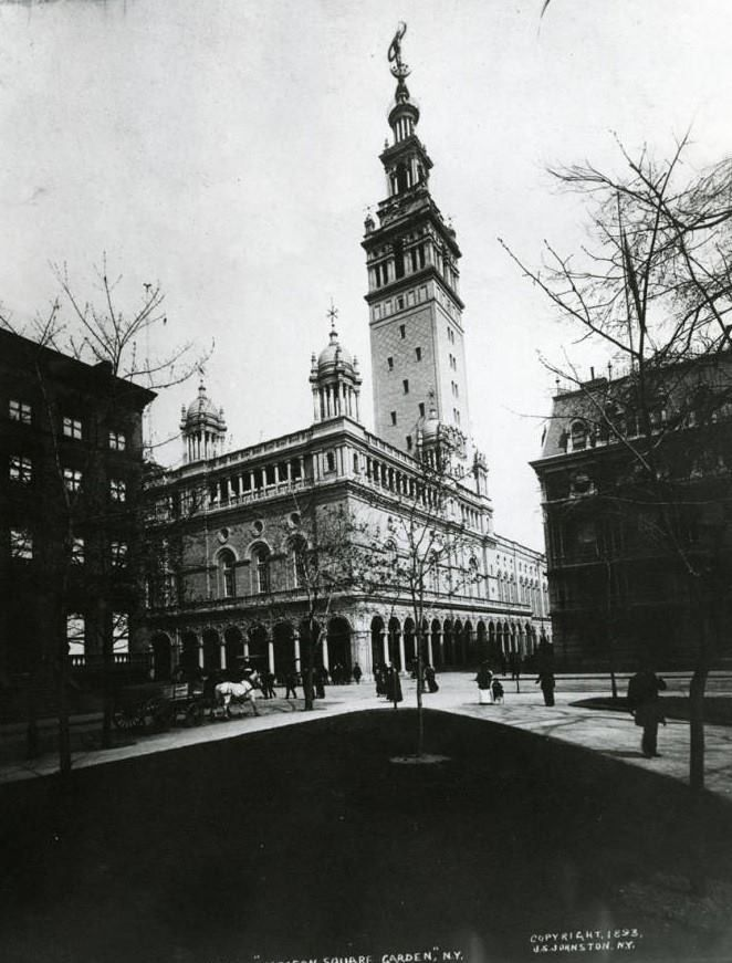 621 Best Images About 1920s New York City On Pinterest Madison Square Garden Nyc And The Building