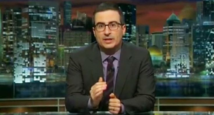 'This just hurts': John Oliver opens with heartrending tribute to Orlando victims