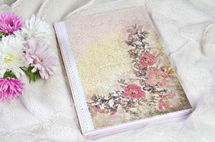 Napló díszítés // Diary decoration