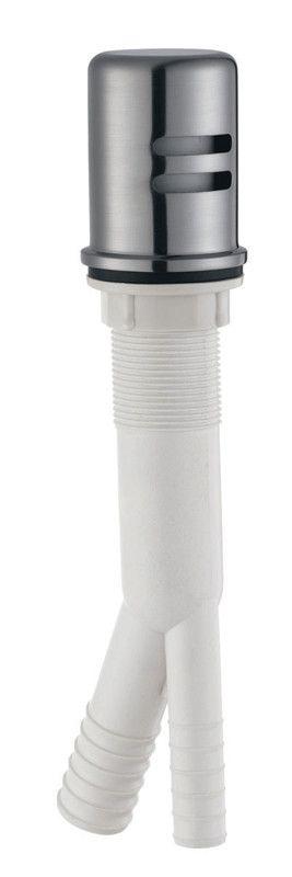 Design House 522953 Dishwasher Air Gap Satin Nickel