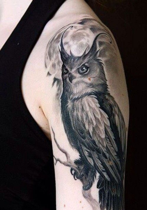 150 All Time Greatest Owl Tattoo Designs And Their Meanings awesome  Check more at https://tattoorevolution.com/owl-tattoo-designs-meanings/