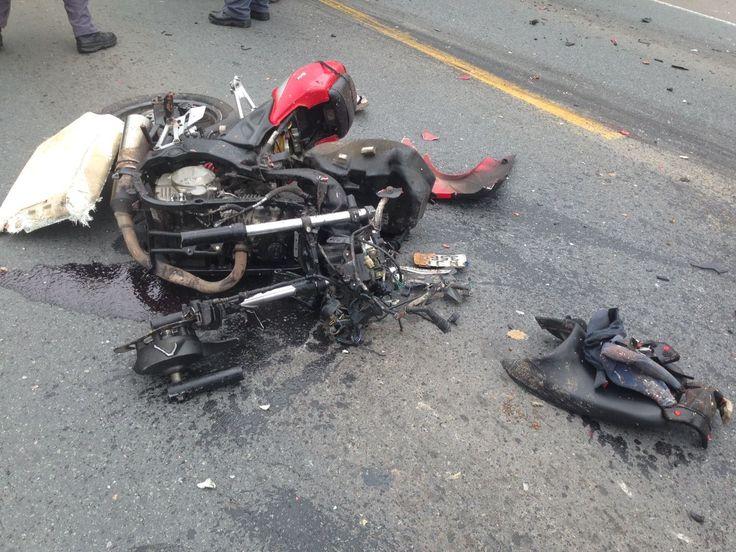 Motoqueiro morre em acidente na BR-470 nesta manhã em Indaial