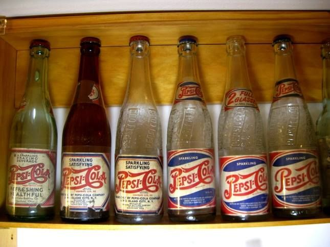PEPSI– COLA history *Being one of the most oldest cold drink brand