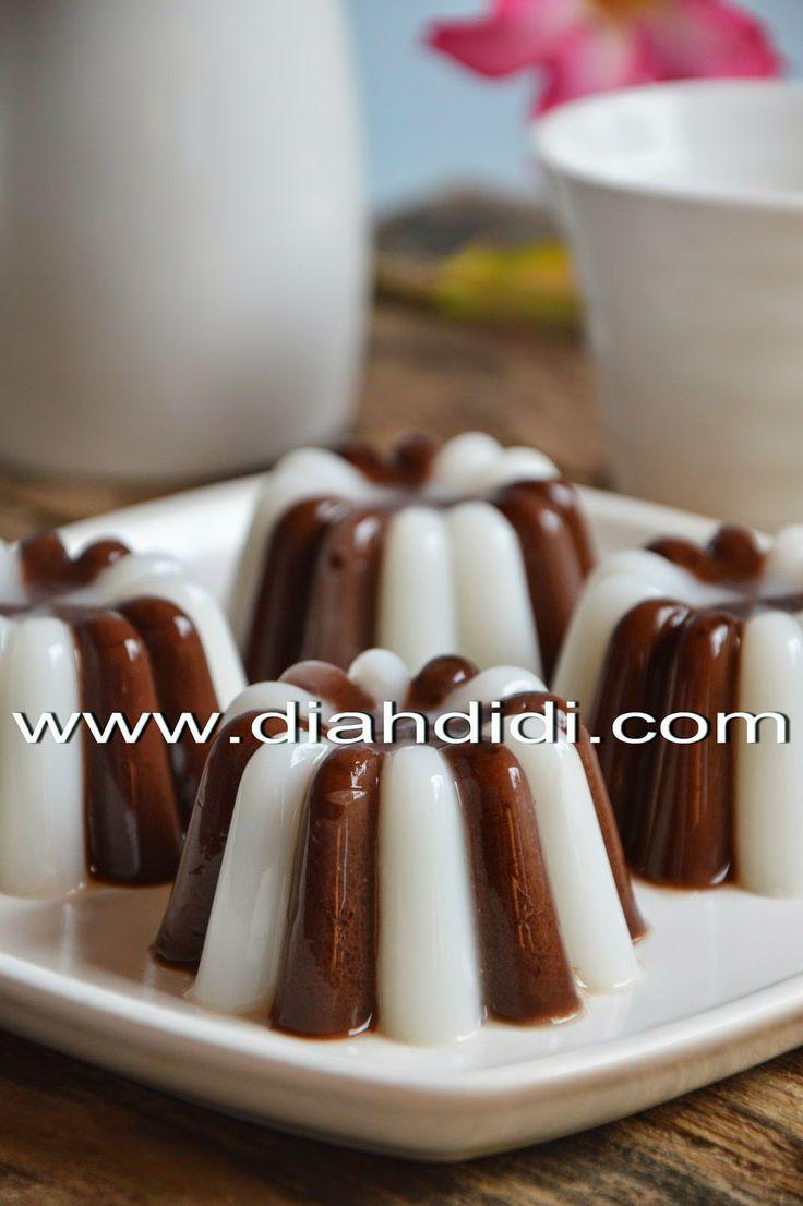 Puding Coklat Belang Favorit Yodha