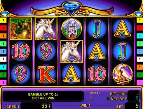 Игровой автомат Unicorn Magic в казино Вулкан.  В казино Вулкан вы можете получить щедрую денежную награду от магических существ, начав играть в онлайн автомат Unicorn Magic. Этот игровой аппарат от Новоматик погрузит в настоящую сказку, где вас будут ждать действительно во