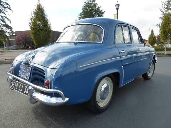 1959 Renault Daupine