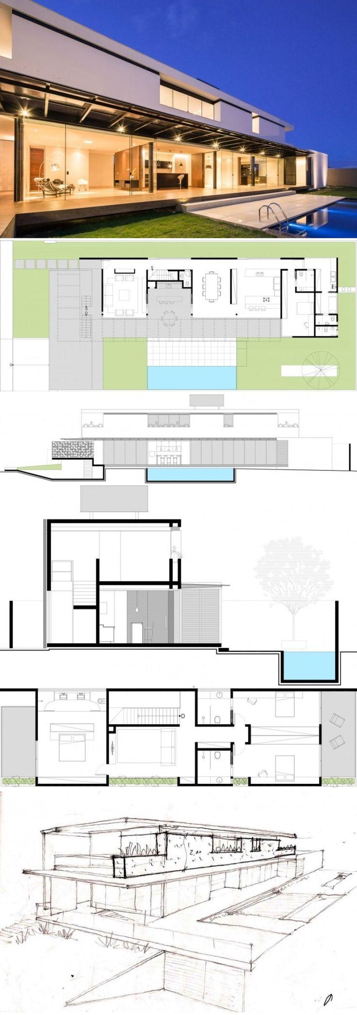 17 migliori idee su planimetrie di case su pinterest for Progetti di chiese e planimetrie