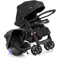 Travel System Carrinho + Bebê Conforto Andes Infanti - Onyx