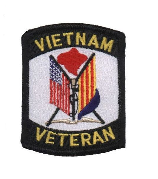 Vietnam Veteran Patches: Amazon.com |Vietnam Veteran Patches And Badges