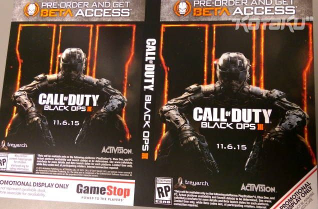 Call Of Duty: Black Ops 3 Release Date Leaked, Set For 6th November http://www.ubergizmo.com/2015/04/call-of-duty-black-ops-3-release-date-leaked-set-for-6th-november/