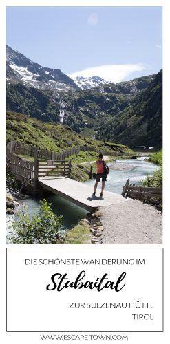 Into The Blue: Wanderung zur Sulzenauhütte