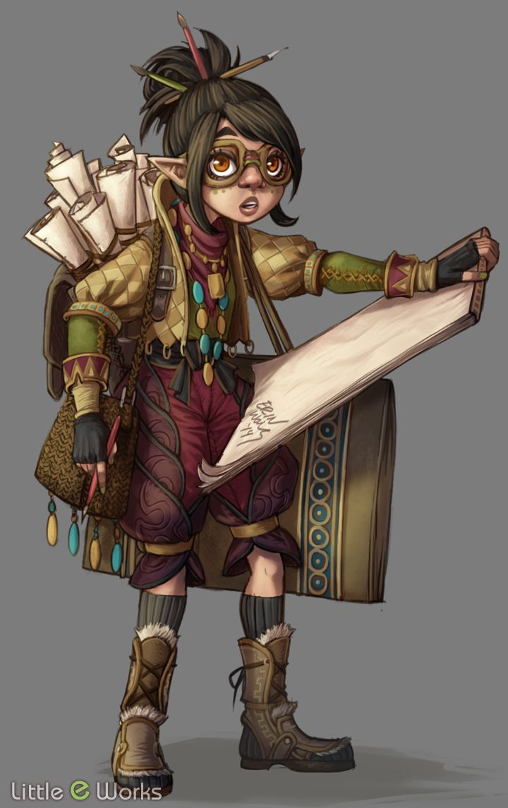 Female Gnome: 240 Best Perso Jdr Halfelin / Gnome Images On Pinterest